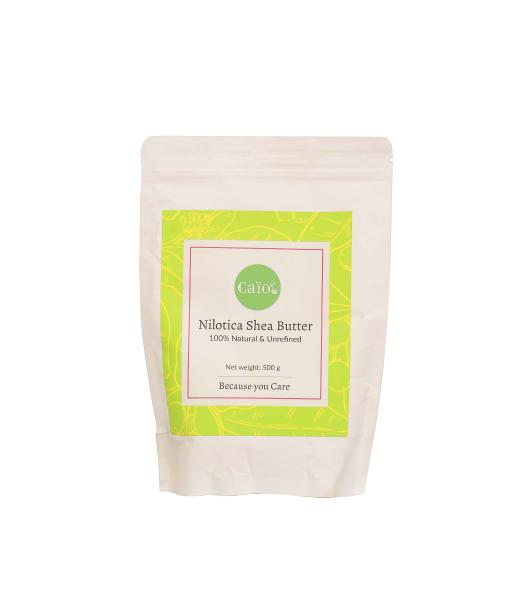 Nilotica shea butter - 500g pouch | Caïo